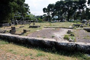 Greek bath of Epiraurus